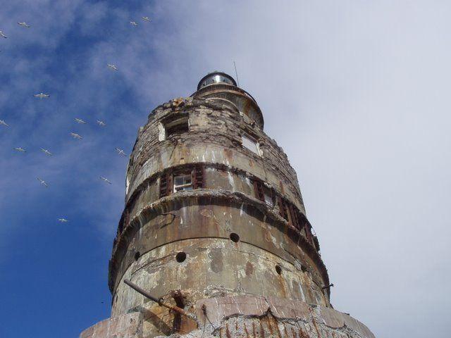 Aniva Rock Lighthouse